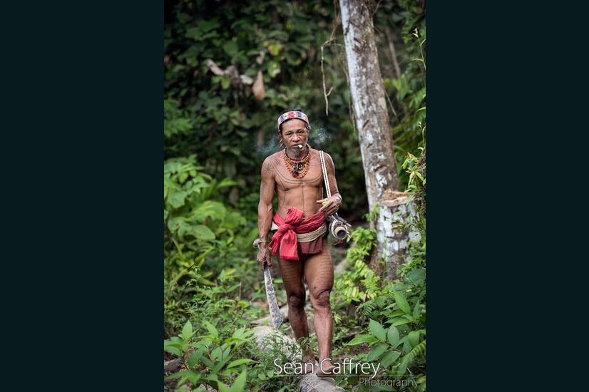 006_Mentawai Tribe on Siberut Island