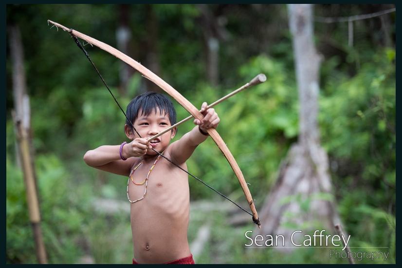 017_Mentawai Tribe on Siberut Island