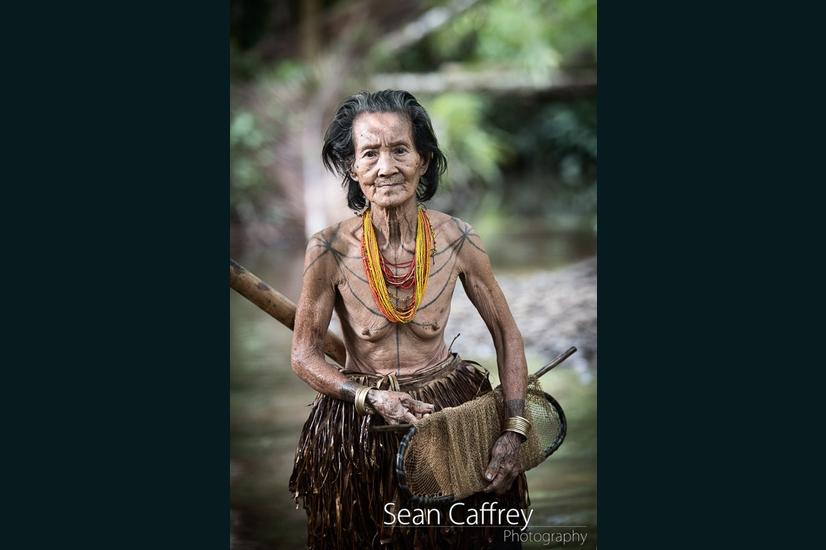 020_Mentawai Tribe on Siberut Island