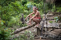 005_Mentawai Tribe on Siberut Island