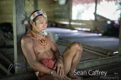 011_Mentawai Tribe on Siberut Island