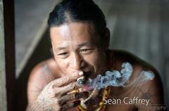 012_Mentawai Tribe on Siberut Island