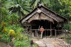021_Mentawai Tribe on Siberut Island