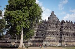 033_Borobudur Temple