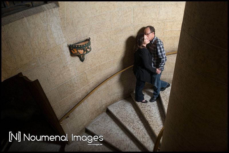Noumenal Images - Engagement Photography- Banff Springs Hotel001