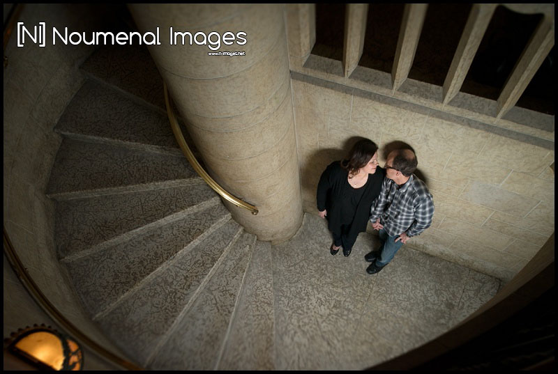Noumenal Images - Engagement Photography- Banff Springs Hotel004