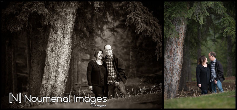 Noumenal Images - Engagement Photography- Banff Springs Hotel008