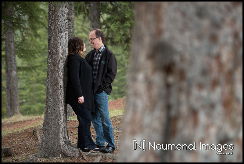 Noumenal Images - Engagement Photography- Banff Springs Hotel009
