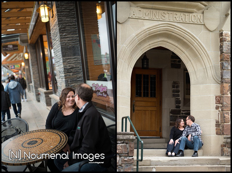 Noumenal Images - Engagement Photography- Banff Springs Hotel09b