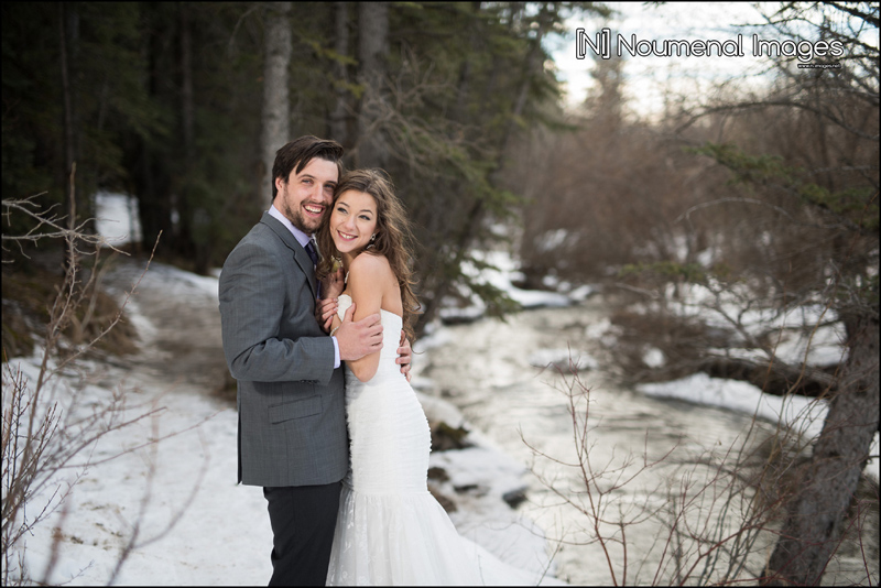 Calgary and Area Wedding Photography By Noumenal Images